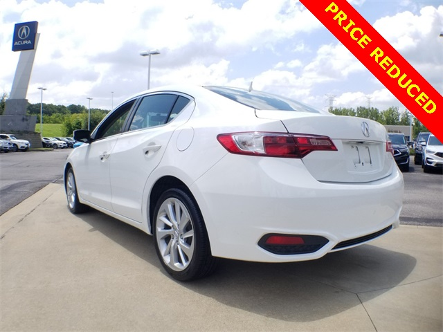Certified Pre-Owned 2016 Acura ILX Base