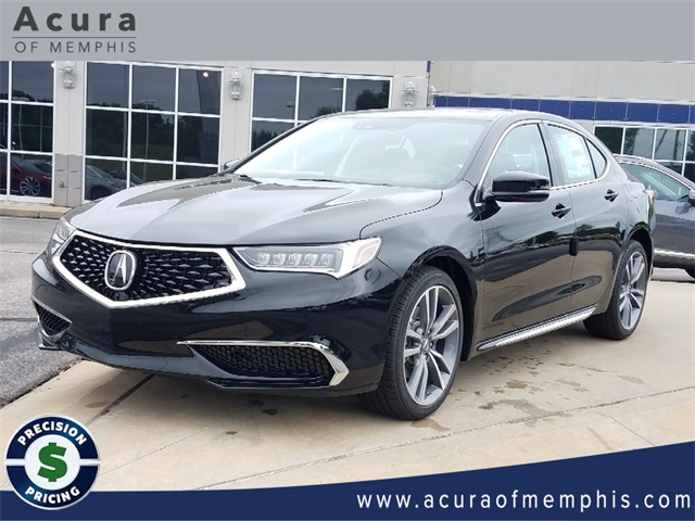 New 2020 Acura Tlx V 6 With Technology Package 4d Sedan In Memphis