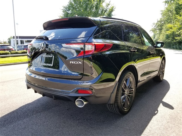 Certified Pre-Owned 2019 Acura RDX with A-Spec Package