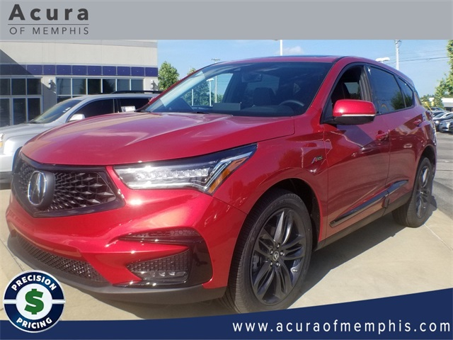 New 2020 Acura Rdx Sh Awd With A Spec Package 4d Sport Utility