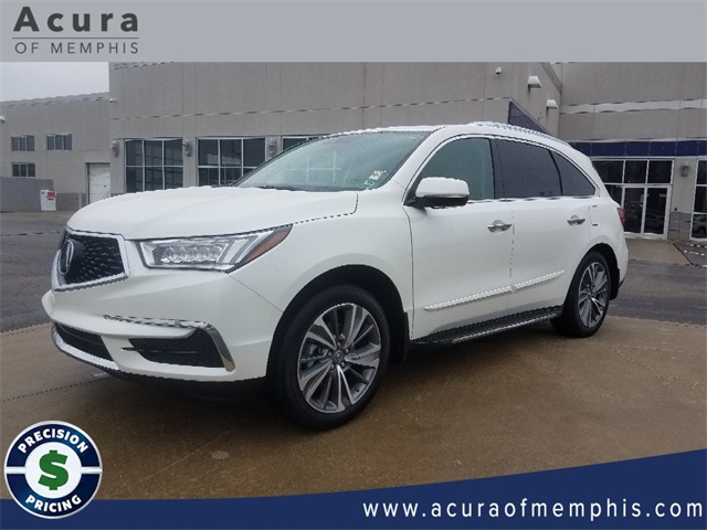 Certified Pre-Owned 2018 Acura MDX with Technology Package
