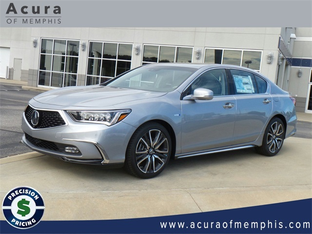 New 2019 Acura RLX Sport Hybrid Sport Hybrid SH-AWD with Advance Package
