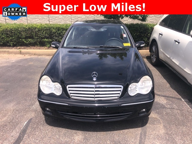 Pre-Owned 2007 Mercedes-Benz C-Class C 280