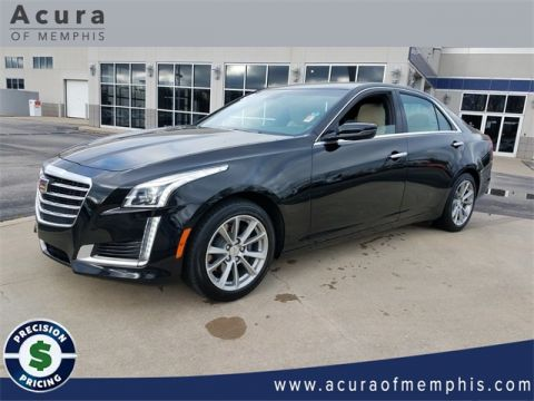 Pre-Owned 2019 Cadillac CTS 3.6L Luxury
